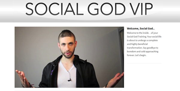 Social God Screenshot
