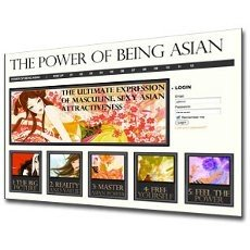 The Power of Being Asian: Overwhelming Attractiveness and Confidence